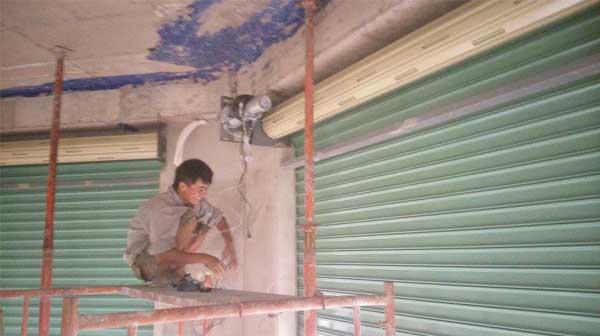 Sửa cửa cuốn tại Hoàng Mai