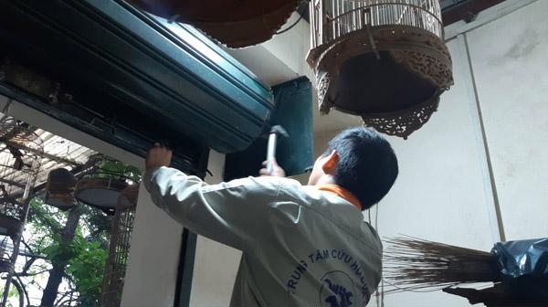 Sửa cửa cuốn tại Sóc Sơn