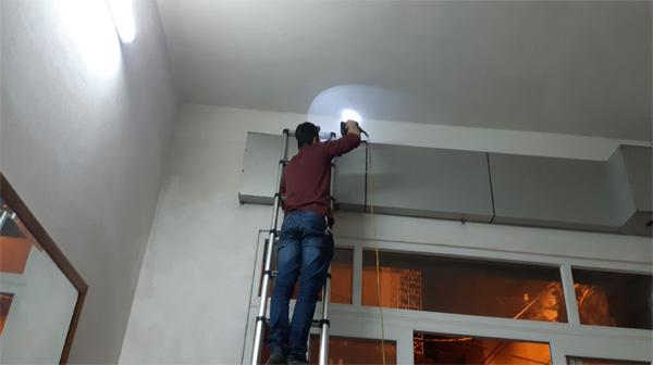 Sửa chữa cửa cuốn quận Thủ Đức