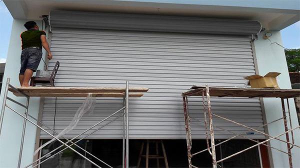 Sửa chữa cửa cuốn tại Quận 10 Chuyên nghiệp