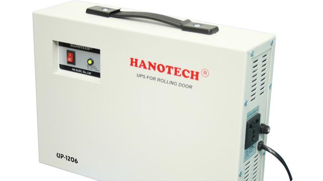 Sử dụng bộ lưu điện cửa cuốn Hanotech có tốt không?