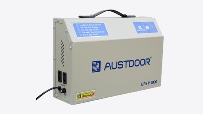Lưu điện cửa cuốn Austdoor có tốt không?
