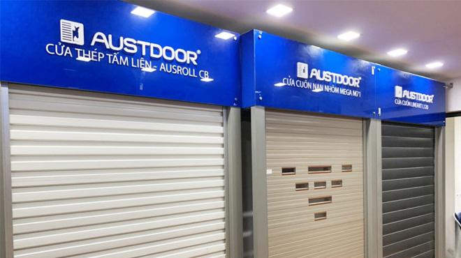 Cửa cuốn Austdoor có tốt không?